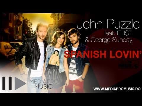 Sonerie telefon » John Puzzle feat. Elise & George Sunday – Spanish Lovin'