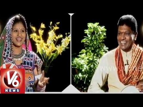 Janapadam with Warangal folk singer Pathri Kumaraswamy