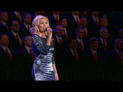 Mormon Tabernacle Choir featuring Katherine Jenkins