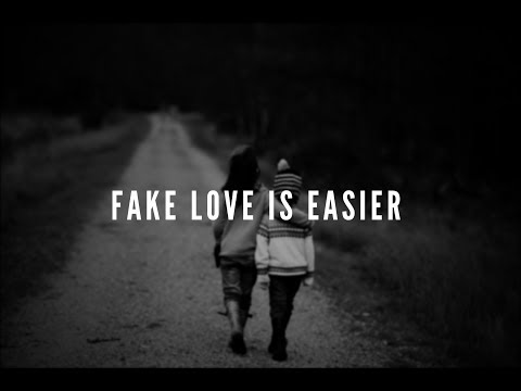 Download Fake Love Is Easier Mp4 baru