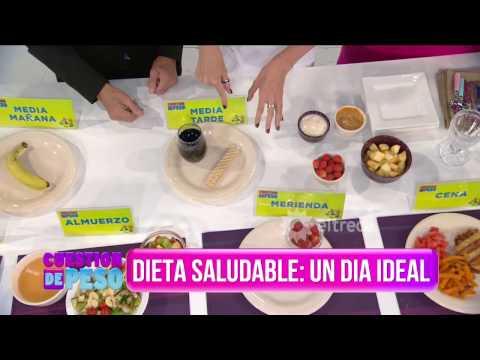 Dieta Saludable Para Tener Un Día Ideal