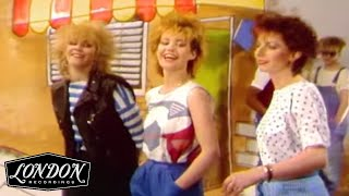 Bananarama & Fun Boy Three - Really Saying Something (Official Music Video)