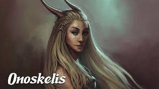 The Demon Onoskelis [The Testament of Solomon] (Angels & Demons Explained)