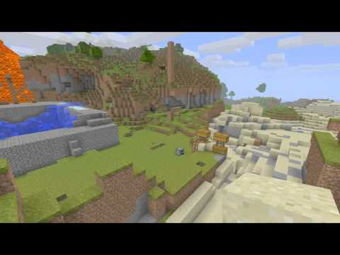 Minecraft (Xbox 360) Hunger Games - SEED