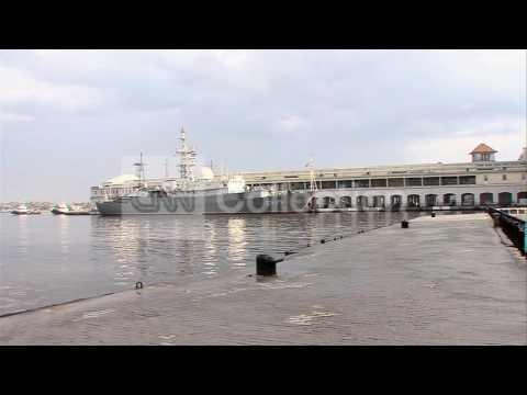 RUSSIAN SPY SHIP DOCKED IN HAVANA?