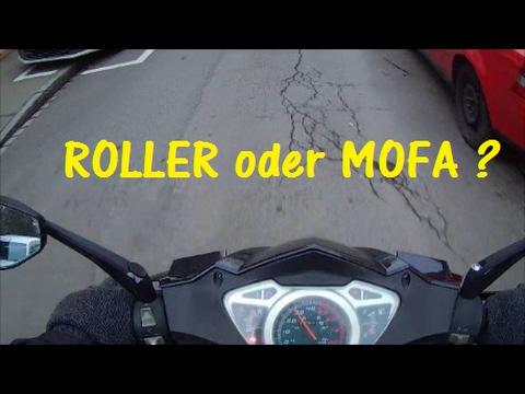 Roller oder Mofa kaufen ?