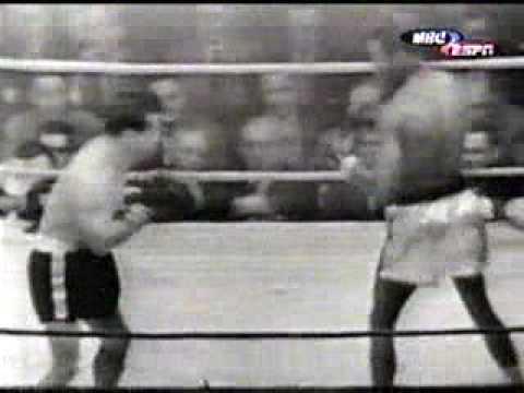 Rocky Graziano vs Sugar Ray Robinson Boxe 16/04/1952 Video