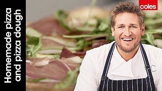 How to make homemade pizza and pizza dough with Curtis Stone