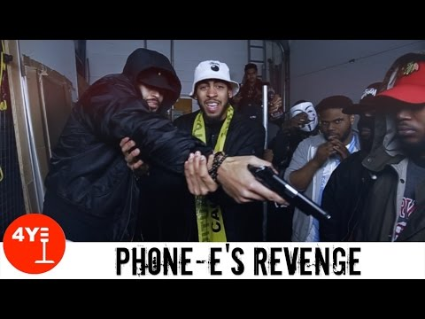 Phone-eg - Phone-e's Revenge (official Music Video) video
