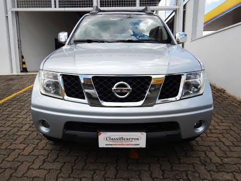 Nissan Frontier 4x4 LE 2.5 16v Automático (Turbo Diesel) - 2009