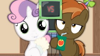 Epic Rap Battles Of Equestrian History #4- Button Mash VS Sweetie Belle
