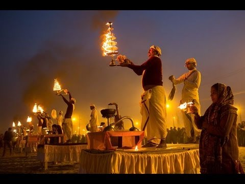 DEVOTIONAL SONGS  |Maha Kumbh Mela  ganga harathi Harathi Song...