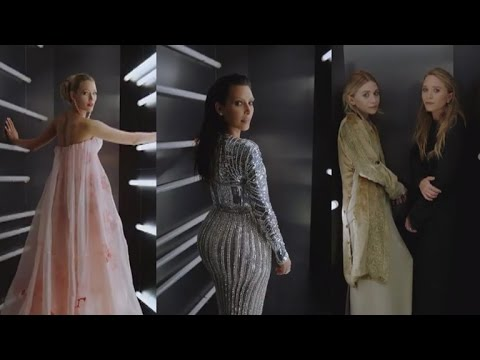 Kim Kardashian, The Olsen Twins, Blake Lively and More 'Vogue' in Met Gala Video Booth