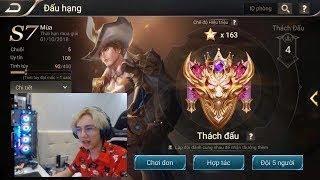 Bé Chanh Live Stream Leo Top 1 Thách Đấu Cuối Mùa