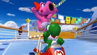 Flower Cup 100cc Grand Prix – Mario Kart: Double Dash!!