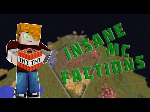 A PRIME PLAYER'S SERVER!!   InsaneMC Factions [1] #1
