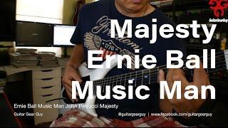 Majesty by Ernie Ball Music Man John Petrucci