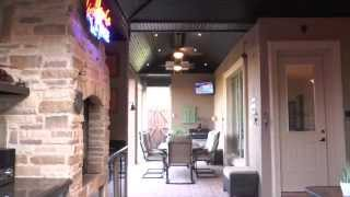 Quintanilla's Construction - 2013 Cool Outdoor Space