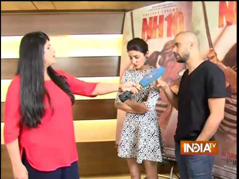 Nh10 Movie: Exclusive Interview With Anushka Sharma - India Tv video