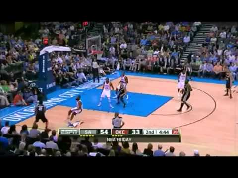 Kawhi Leonard NBA Rookie Season Highlights San Antonio Spurs 2011-2012