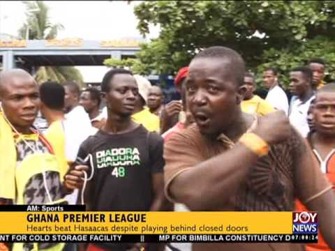 Ghana premier league - AM Sports (19-5-16)
