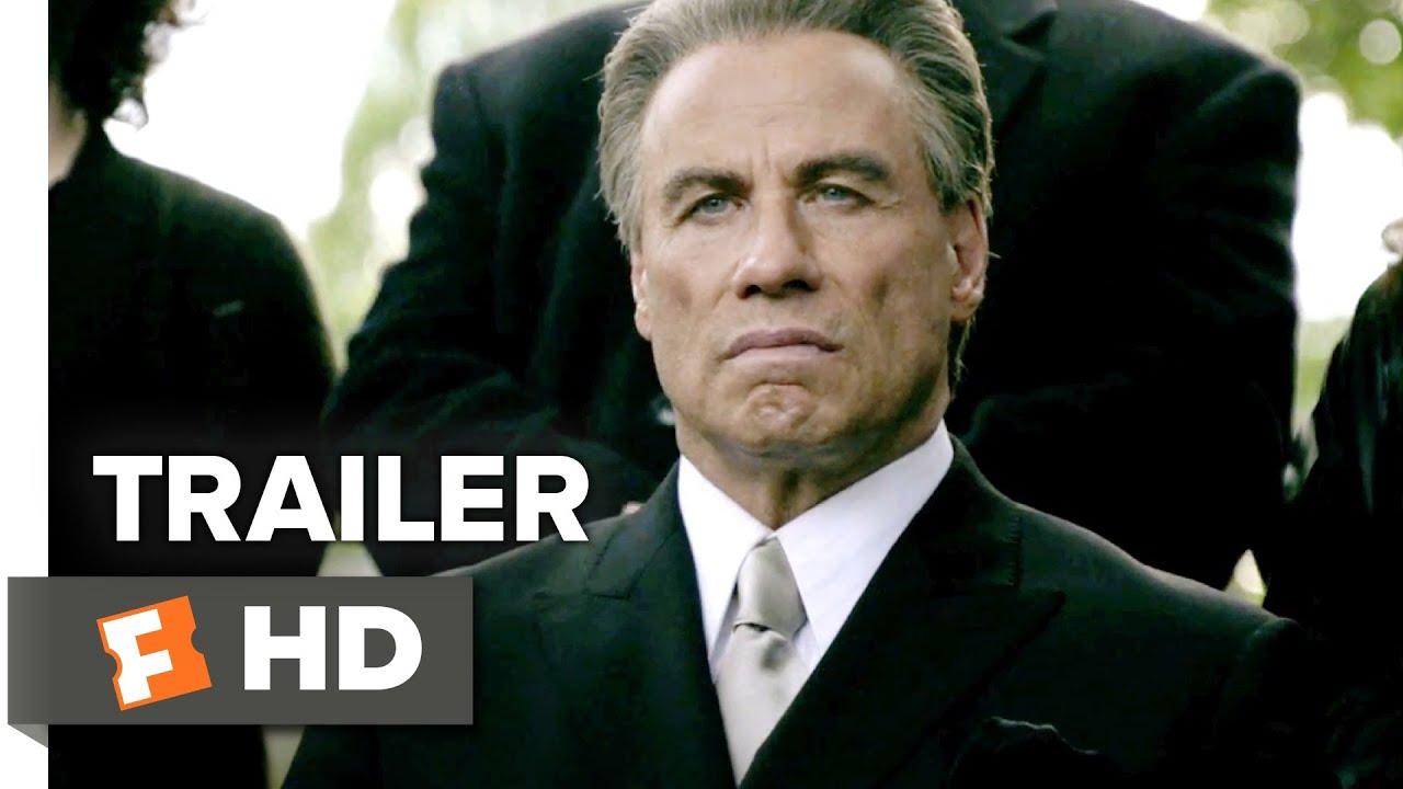 Gotti Trailer 1 (2017) | Movieclips Trailers