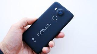 Подробный обзор LG Nexus 5X (review)