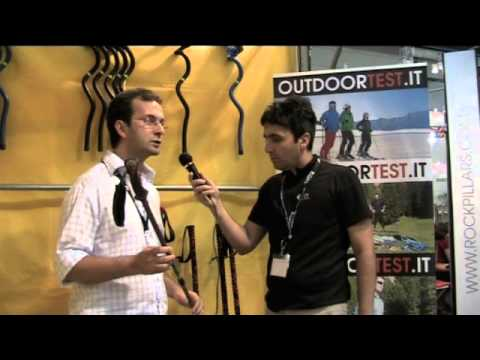 Grivel Mont Blanc interview - OutDoor Messe Friedrichshafen 2012