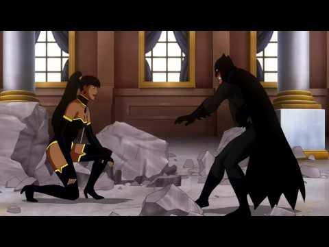 Бэтмен против Супер-Женщины
