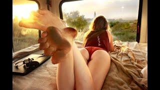 VAN LIFE Hawaii | Showering in our Tiny House On Wheels!