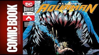 Aquaman #48 | COMIC BOOK UNIVERSITY