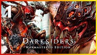 Darksiders 1 Warmastered Edition Walkthrough - Parte 1 Español