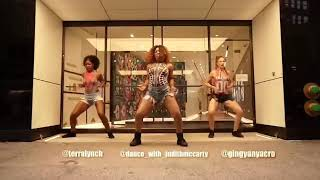 LEVEL UP  REMIX - Ciara ft missy Elliot & fatman scoop