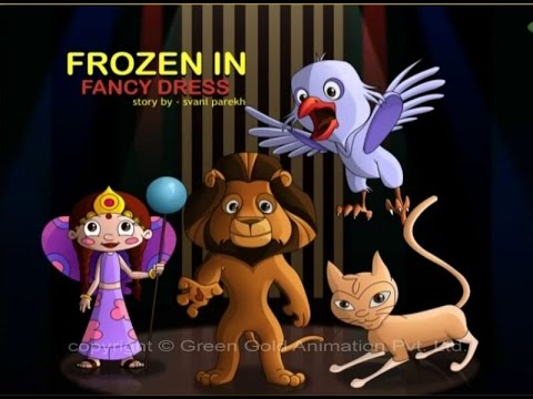 Chhota Bheem - Frozen in Fancy Dress