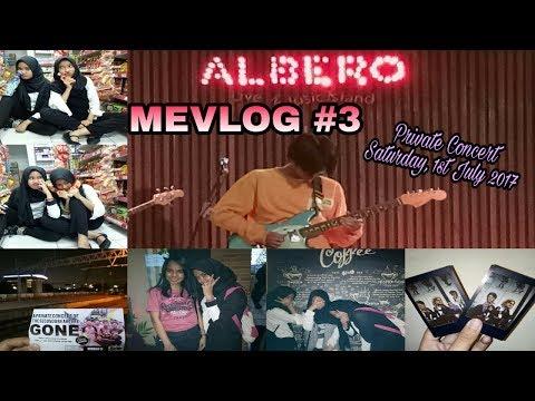 MEVLOG #3 Private Concert T2B at Albero Tebet || MardiahEvsr