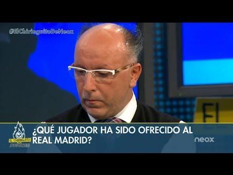 """François Gallardo: """"Vidal ha sido ofrecido al Madrid por su agente"""""""