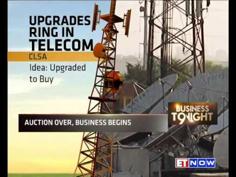 Spectrum Auction Ends, Brokerages Bullish On Telecom Stocks