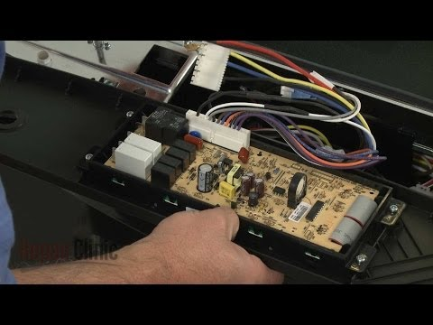 Oven Control Board - Kenmore Electric Range
