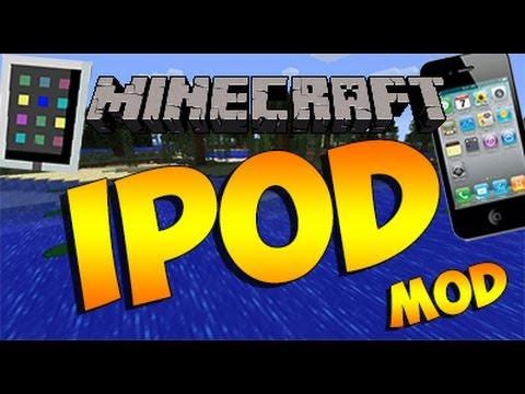 Minecraft 1.6.4 - Como instalar IPOD MOD - ESPAÑOL