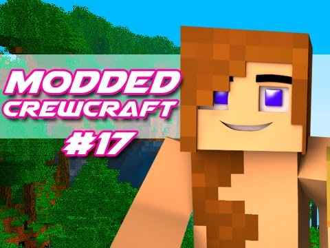 Minecraft - Modded CrewCraft! -