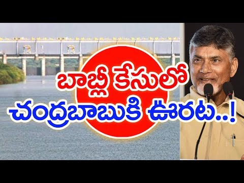 Relief For Andhra CM Chandrababu Naidu In Babli Case | Mahaa News