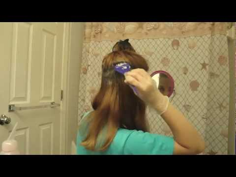 Strawberry Blonde Hair Dye Tutorial (DIY)