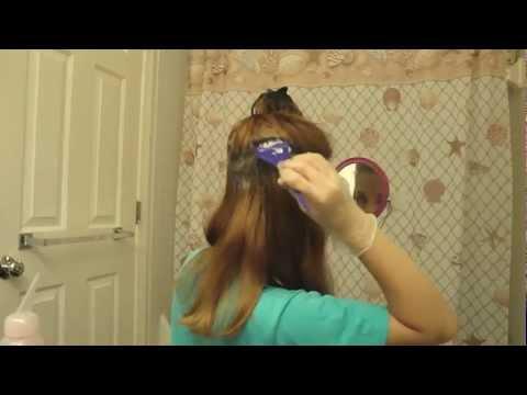 Strawberry Blonde Hair Dye Tutorial (DIY)