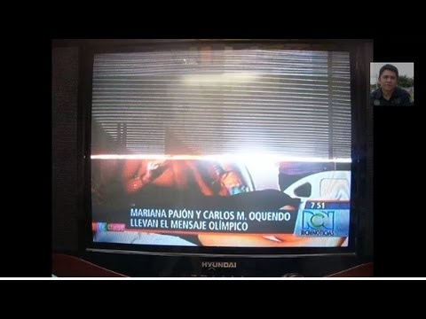 C ómo corregir distorsión de imagen en tv chino