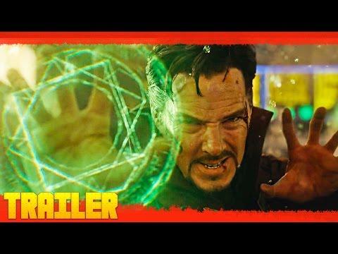 Doctor Strange (2016) Nuevo Tráiler Oficial #2 Español
