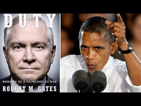 Defense Secretary Gates Criticizes Obama