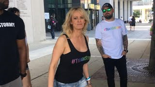 Stormy Daniels Performs at Ohio Strip Club Following Arrest