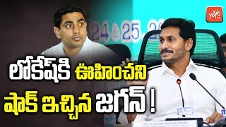 YS Jagan Govt Reduced Security to Nara Lokesh | Chandrababu Naidu | AP News | TDP vs YCP