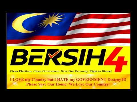 Negaraku--Malaysia Bersih 4.0