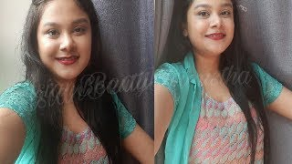 Everyday makeup look for summer live | No foundation Makeup |AsianBeautySarmistha